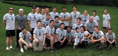 Harmless Errors 2011 Softball Team  T-Shirt Photo