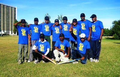 Sask Lankan Cricket Club T-Shirt Photo