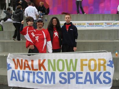 Beybladers Unite For Autism Speaks! T-Shirt Photo