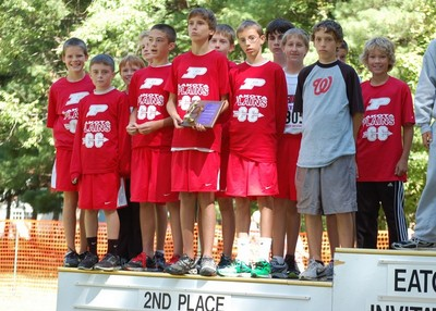 Lakota Plains Jh Cross Country T-Shirt Photo