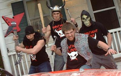 The Greatest Metal Band With The Greatest T Shirts T-Shirt Photo