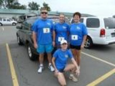 Last Resort Runs 5k In Pine Bluff, Ar T-Shirt Photo