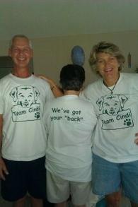 Team Cindi T-Shirt Photo