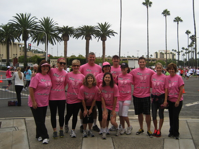 Race For The Cure 2011 T-Shirt Photo