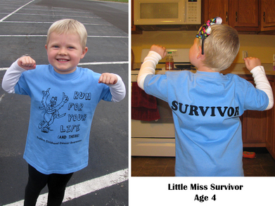 Little Miss Survivor T-Shirt Photo