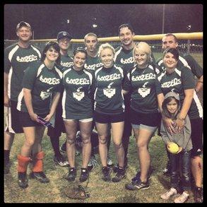 is my co-ed softball team  Softball Team Names Coed