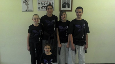 Karate Kids! T-Shirt Photo