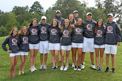 Chiles High School Golf T-Shirt Photo