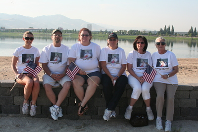 In Memory Of Greg Firebaugh T-Shirt Photo