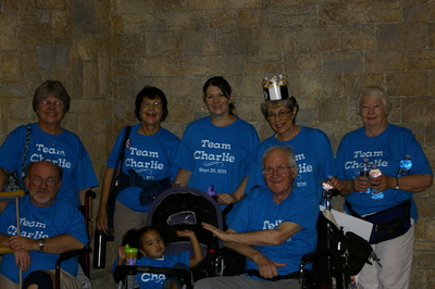 """""""Team Charlie"""" T-Shirt Photo"""