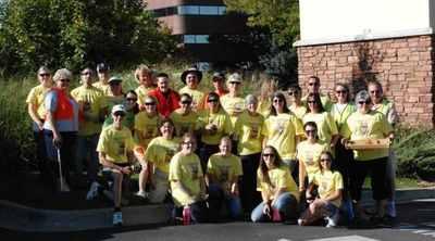 Street Clean Up In Honor Of Amanda E Carter 2/11/88 4/18/11 T-Shirt Photo