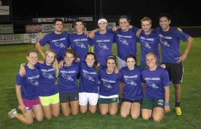 Uvm Purple Jaguars! T-Shirt Photo