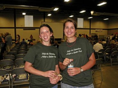 Bark & Wine 2011 T-Shirt Photo