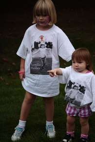 Walk To Cure! T-Shirt Photo