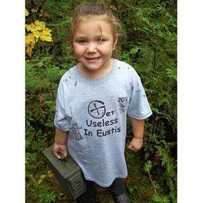 Ms Amara Gets Useless Geocaching In Eustis T-Shirt Photo