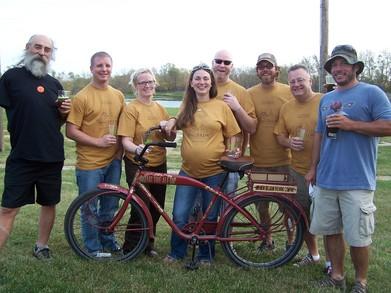 Rag Brew Crew 2011 T-Shirt Photo