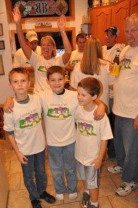 Colorfest At 307 T-Shirt Photo