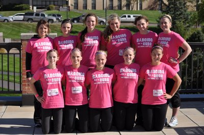 Dancing For A Cure T-Shirt Photo