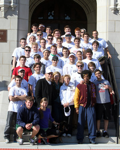 Volunteer Group Photo T-Shirt Photo