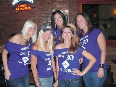 30th Birthday T Shirts