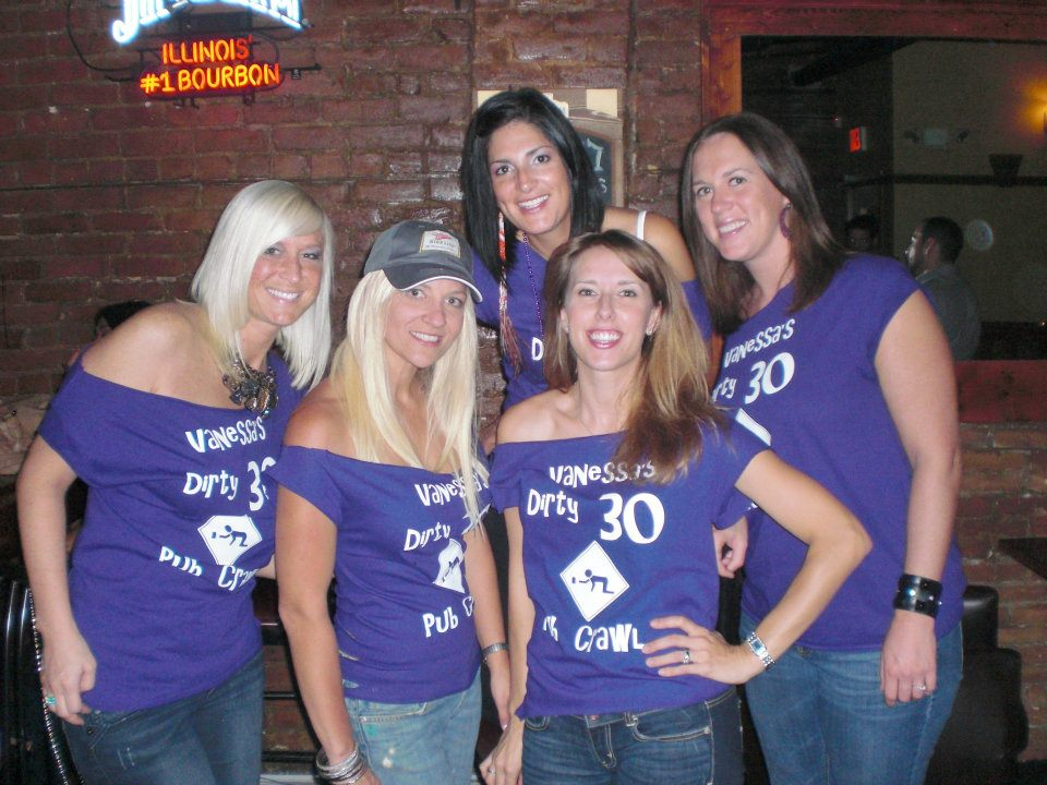 Custom T Shirts For All My Ladies