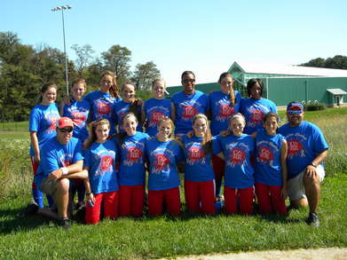 Firebirds For The Cure T-Shirt Photo