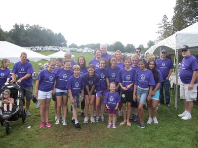 "Jdrf ""Walk To Cure Diabetes"" T-Shirt Photo"