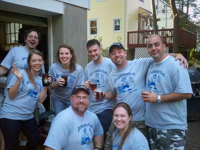 Peepstoberfest 13 T-Shirt Photo