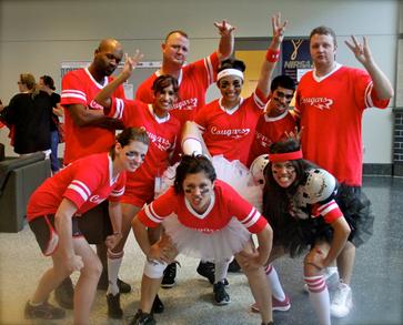 Cooglympics Team Lightning T-Shirt Photo