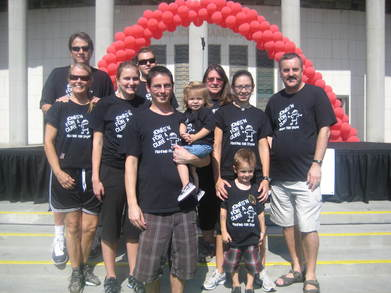 Jones'n 4 A Cure At The Walk To End Epilepsy T-Shirt Photo