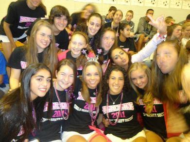 Eastchester Varsity Girls Soccer  T-Shirt Photo