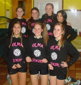 Olma Volleyball Sen12 Rs T-Shirt Photo
