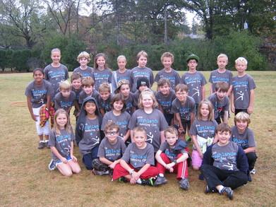 Highlands Running Club T-Shirt Photo