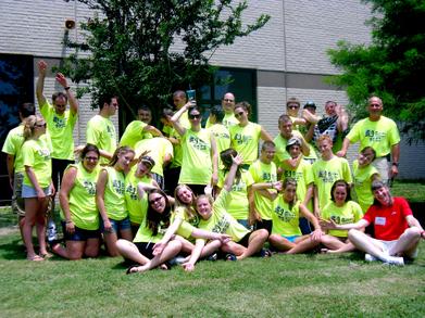 St. Kilian's Workcamp 2011 T-Shirt Photo