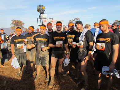Tough Mudder Va '11 T-Shirt Photo