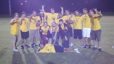 Golden Showers Team Pic T-Shirt Photo