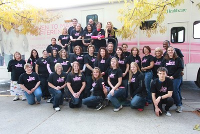 Breast Cancer Awareness T-Shirt Photo