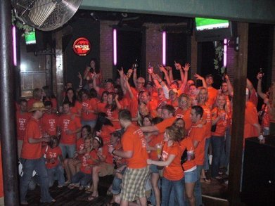 Western Illinois University Cinco De Mayo Pub Crawl T-Shirt Photo