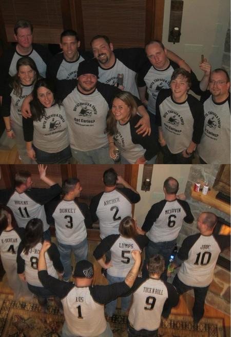 Got Carlos? T-Shirt Photo