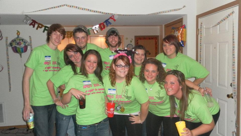 21st Birthday Bar Crawl Ideas