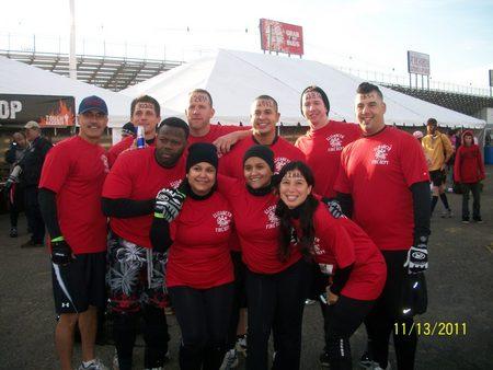 2011 Tough Mudder T-Shirt Photo