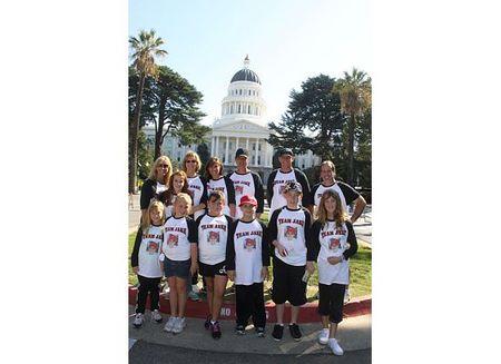 Autism Walk For Jake T-Shirt Photo