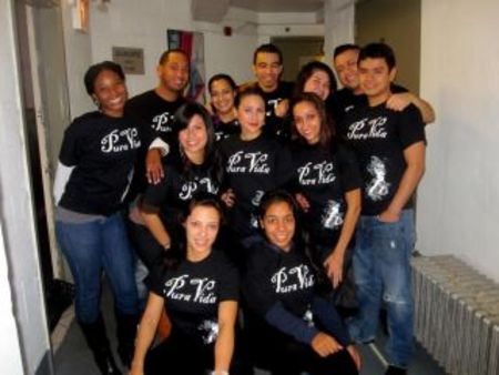 Pura Vida Dance Team T-Shirt Photo