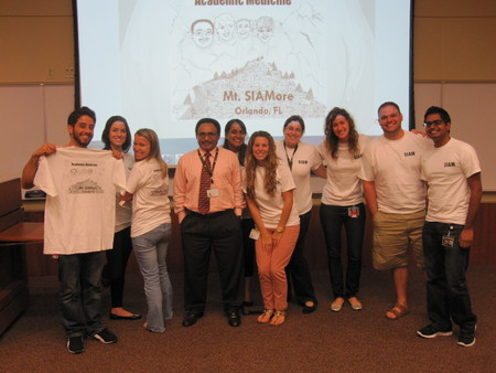 Students Interested In Academic Medicine! T-Shirt Photo