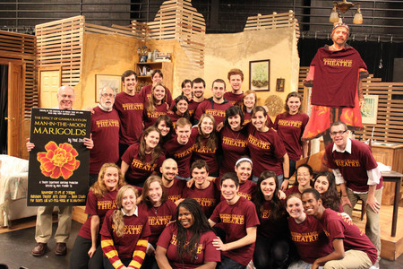 Bc Theatre Rocks! T-Shirt Photo