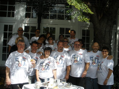 Fred's 50th  T-Shirt Photo