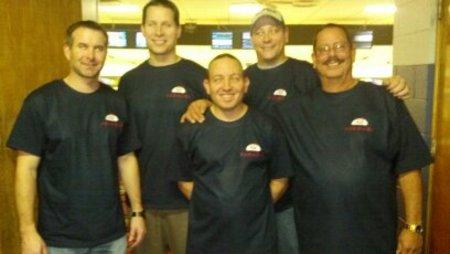 Thursday Bowling T-Shirt Photo
