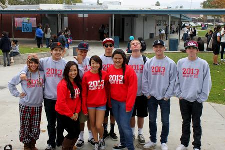 Class Of '13  T-Shirt Photo