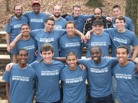 Dickinson College Men's Retreat T-Shirt Photo