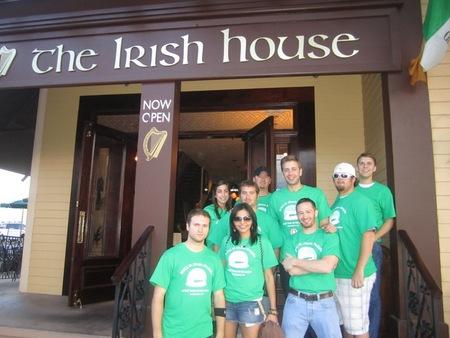 St. Chuck Shuffle 2011 T-Shirt Photo